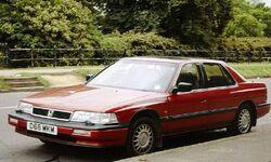 Honda Legend Trumpington Road 1987