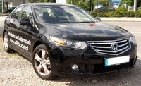 Honda Accord front (2008)