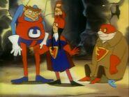 The Addams Family (1992) 107 Sir Pugsley - Festerman - Art To Art 080