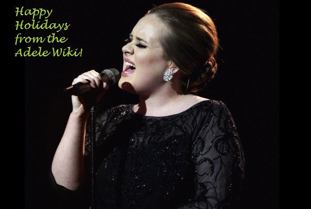 Adele Wiki Christmas21