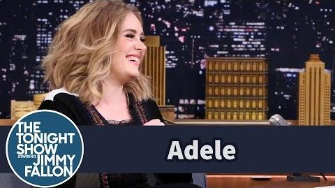 Adele Didn't Realize Just How Live SNL Is