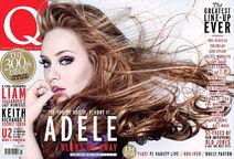 Adele Q Magazine