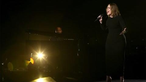 Adele Performs 'All I Ask'