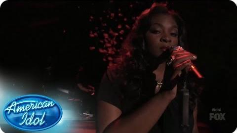 """Candice Glover Performs """"Lovesong"""" - AMERICAN IDOL SEASON 12"""