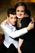 Mark Ronson and Adele