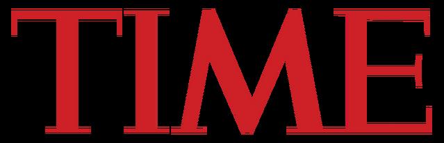 File:Time Magazine Logo.png