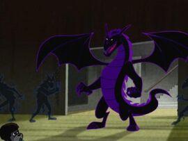 The Dark Dragon