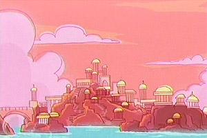 Island of Atlantis