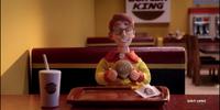 Burger King Big, Über, Network Sampling