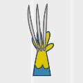 Claws Badge