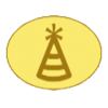 Party-Badge