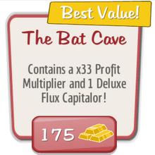 Event Deal The Bat Cave