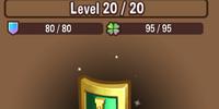 Green Cross Shield