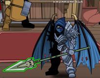 Undead Plague Spear
