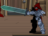 Commander\'s Sword