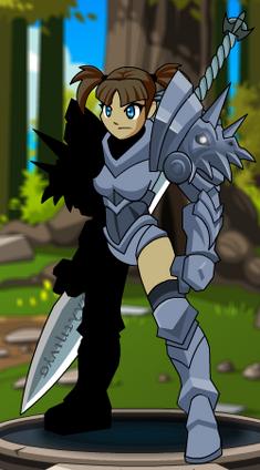 WarriorFemale