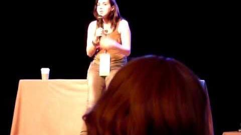 Lisa Ortiz - Voice Acting and Auto Larceny