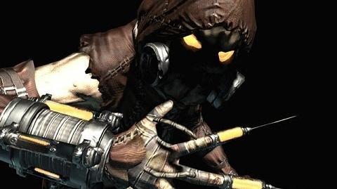 Scarecrow (Dream 3) - BOSS FIGHT - Batman Arkham Asylum