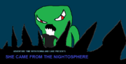 She Came From The Nightosphere