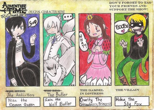 File:Adventure time ocs meme by kisakim-d4dcv2i.jpg