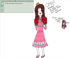 Q and a omg strwbrry cake by askstrawberryprncss-d4dzf8g