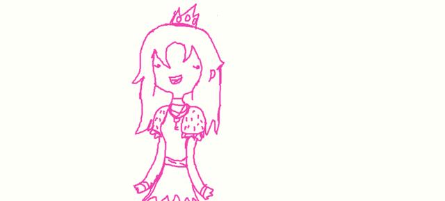 File:Strawberry princess by ask princess human-d4f89fm.png