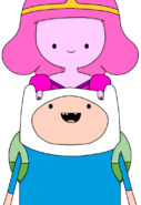 Finn and pb remake by superwaffleattack-d4vztwe