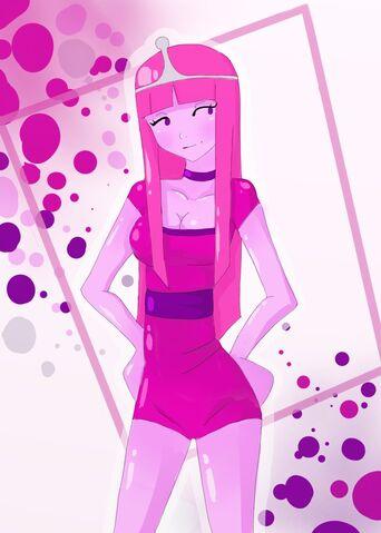 File:Princess Bubblegum by MariLChan.jpg
