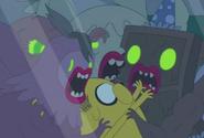 Zombie jake eaten