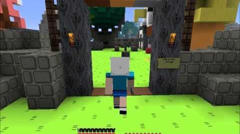 Minecraft Map Land of Ooo