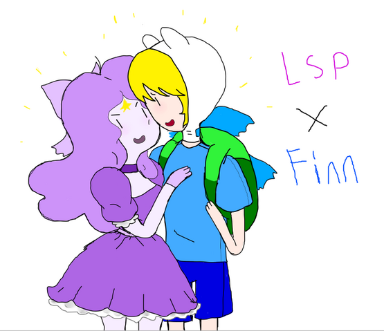 File:Adventure time lsp and finn by yunakosachi99-d5tvqym.png