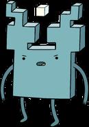 Cube leader