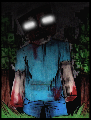File:Herobrine by tehcheychibi-d579sux.png