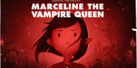 Marceline The Vampire Queen