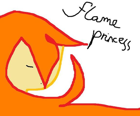 File:Flame Princess Fanart.jpg