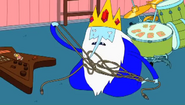 S4e25 Ice King trying to untangle cord