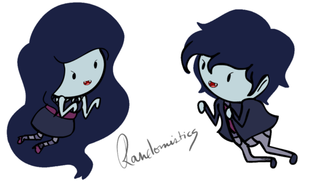 File:At marceline and marshall lee chibi by randomistics-d4hdzy4.png