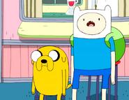 S3e3 Finn and Jake shocked at Marceline2