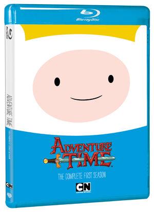 AdventureTime SeasonOne BD CoverArt