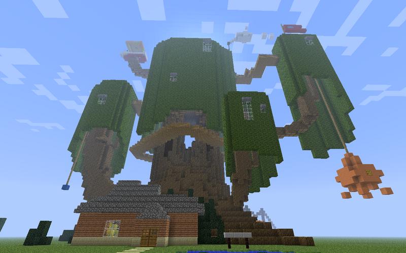 Tree FortMC