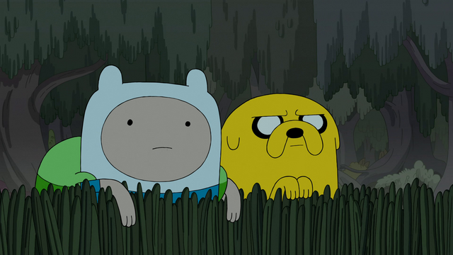 File:S4e23 Finn and Jake spying.png