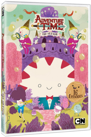 File:Adventure Time - The Suitor DVD.png