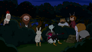 S7e7 marcy with tribe