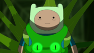 S8e27 I'll always just be in the shadow of the real Finn