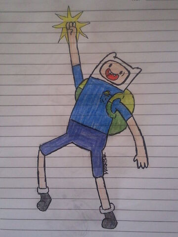 File:Finn the human by mazdatiger-d4wjm1a.jpg