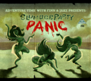 Slumber Party Panic/Transcript