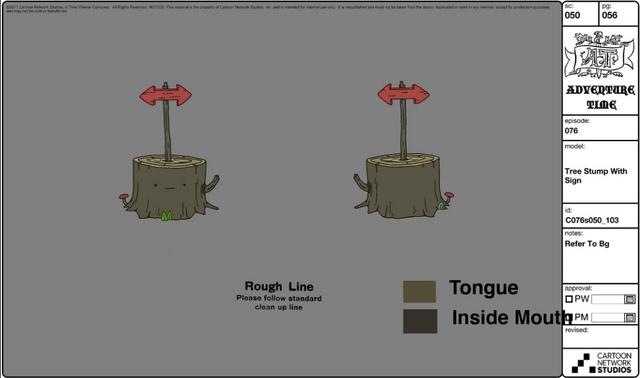 File:Modelsheet - Treestumpwithsign.png