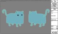 Modelsheet ghostcat3