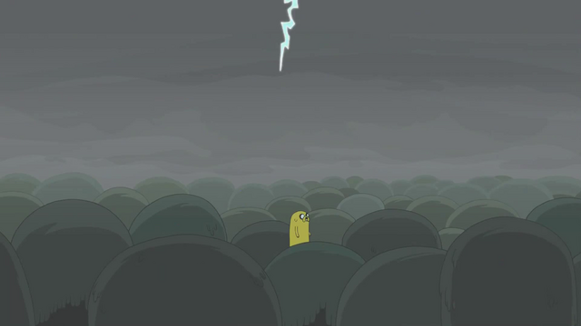 File:S4 E23 Jake about to get struck by a lightning.png