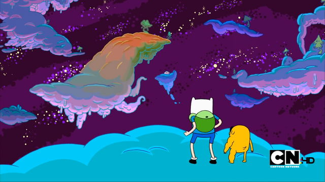 File:S1e2 finn and jake in lumpyspace.png